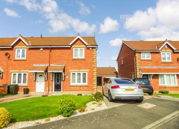 Thumbnail 3 bed terraced house for sale in Ashley Close, Killingworth, Newcastle Upon Tyne