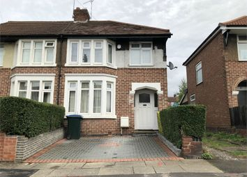 Thumbnail 4 bed semi-detached house to rent in Joan Ward Street, Coventry, West Midlands