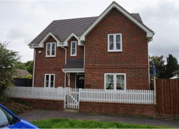 Thumbnail 4 bedroom detached house for sale in Lime Kiln Road, Poole