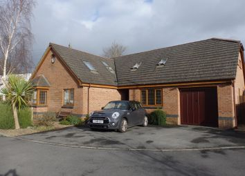 4 bed detached bungalow for sale in Coed Y Bwlch, Bynea, Llanelli SA14