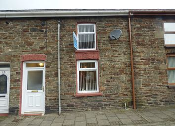 Thumbnail 3 bed property for sale in Fronwen Terrace, Ogmore Vale, Bridgend.