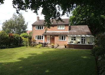 Thumbnail 4 bed detached house for sale in Church Road, Hilgay, Downham Market