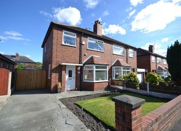 Thumbnail 3 bed semi-detached house for sale in Radcliffe Grove, Leigh