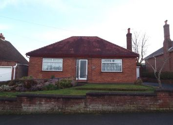 Thumbnail 3 bed bungalow for sale in Richmond Road, Connah's Quay, Deeside, Flintshire