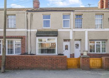 Thumbnail 3 bed terraced house for sale in Station Road, Askern, Doncaster