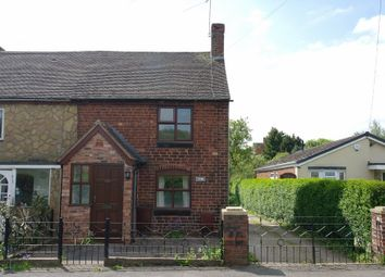 Thumbnail 2 bed semi-detached house to rent in Chorley Road, Burntwood