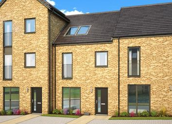 "Thumbnail 3 bedroom property for sale in ""The Jura At Broomview"" at Broomhouse Road, Edinburgh"