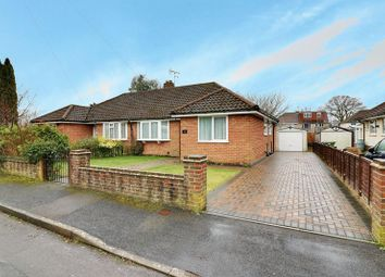 Thumbnail 2 bed bungalow for sale in Blenheim Road, Horndean, Waterlooville