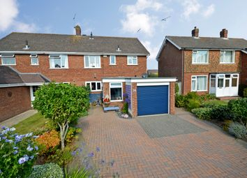 Thumbnail 4 bed semi-detached house for sale in Housefield, Ashford, Kent