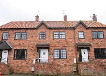 Thumbnail 3 bed terraced house for sale in Main Street, Wheldrake, York