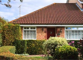 Thumbnail 2 bed semi-detached bungalow for sale in Pheasant Close, Swindon