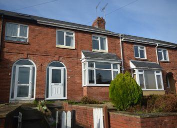 Thumbnail 3 bed terraced house for sale in Hamlin Lane, Heavitree, Exeter