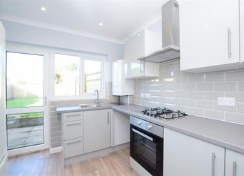 Thumbnail 2 bed semi-detached bungalow for sale in Central Avenue, Telscombe Cliffs, Peacehaven, East Sussex