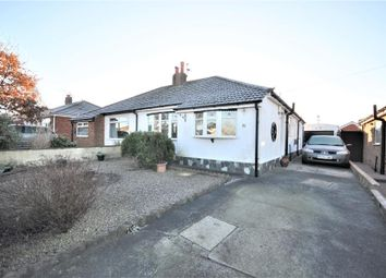 Thumbnail 2 bedroom semi-detached bungalow for sale in Calder Avenue, Freckleton, Preston, Lancashire