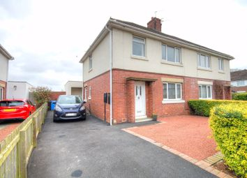 3 bed semi-detached house for sale in Third Avenue, Morpeth NE61