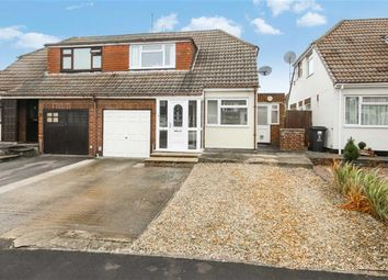 Thumbnail 3 bed semi-detached house for sale in Colebrook Road, Swindon, Wiltshire