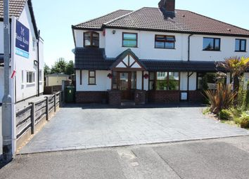 Thumbnail 4 bed semi-detached house for sale in Castle Grove, Ramsbottom, Bury