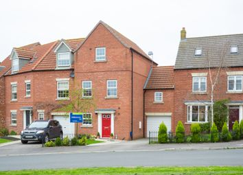 Thumbnail 4 bed link-detached house for sale in Prospect Avenue, Easingwold, York