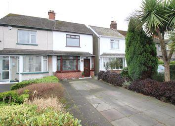 Thumbnail 2 bedroom semi-detached house for sale in Belfast Road, Bangor