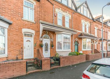 Thumbnail 4 bed terraced house for sale in Newton Road, Sparkhill, Birmingham