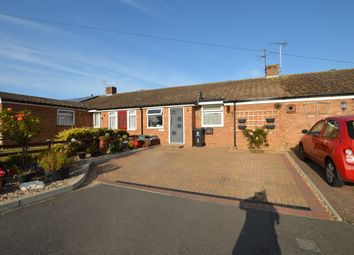 Thumbnail 2 bed terraced bungalow for sale in Glebe Close, Elmstead, Colchester