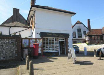 Thumbnail Retail premises for sale in Horsham Road, Findon Village, West Sussex