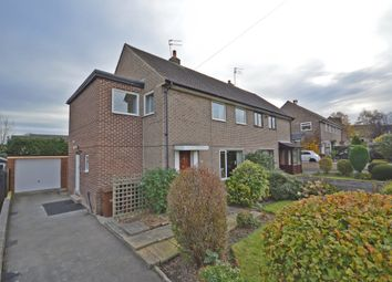 Thumbnail 4 bed semi-detached house for sale in Sandal Hall Close, Sandal, Wakefield