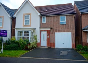 Thumbnail 4 bed detached house for sale in Edgbaston Drive, Retford