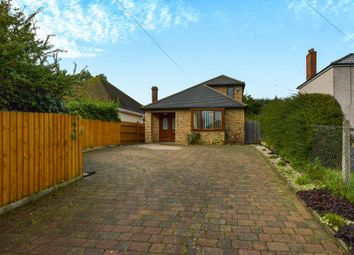Thumbnail 3 bed bungalow for sale in Deanshanger Road, Old Stratford, Milton Keynes
