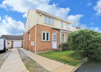 Thumbnail 2 bed semi-detached house for sale in Clydesdale Drive, Bradford