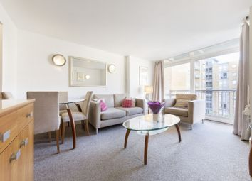 Thumbnail 1 bedroom flat to rent in Lowry House, Canary Central, Cassilis Road, London, Canary Wharf