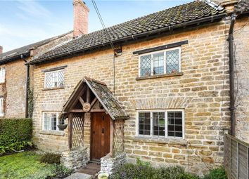Thumbnail 2 bed terraced house for sale in Middle Street, North Perrott, Crewkerne, Somerset