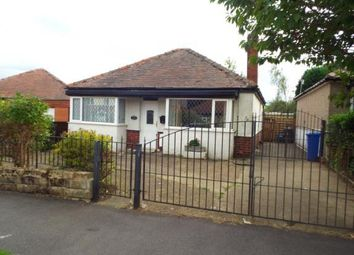 Thumbnail 2 bed bungalow for sale in Dalewood Avenue, Sheffield, South Yorkshire