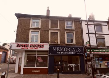 Thumbnail 1 bedroom flat to rent in High Street North, Dunstable