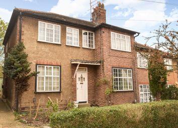 Thumbnail 2 bed maisonette for sale in Ashbourne Avenue, Harrow On The Hill