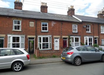 Thumbnail 2 bedroom terraced house to rent in St. Catherines Road, Long Melford, Sudbury