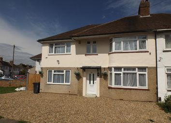 Thumbnail 6 bed semi-detached house to rent in Cranbourne Road, Slough