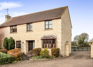 Thumbnail 5 bedroom detached house for sale in The Paddocks, Folksworth, Peterborough