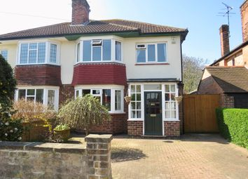 Thumbnail 3 bed semi-detached house for sale in Kingswood Road, West Bridgford, Nottingham