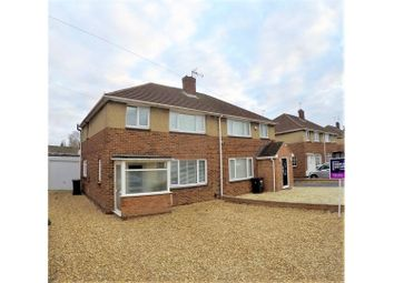 Thumbnail 3 bed semi-detached house for sale in Wheeler Avenue, Swindon