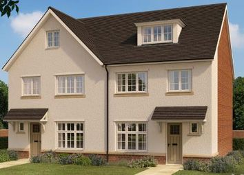 Thumbnail 4 bed semi-detached house for sale in Nine Mile Ride Extension, Arborfield, Reading