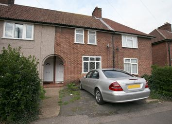 Thumbnail 3 bed terraced house to rent in Marlborough Road, Dagenham