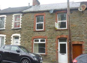 Thumbnail 3 bed terraced house to rent in Gloucester Building, Pantygog, Bridgend