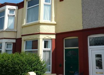 Thumbnail Terraced house for sale in Rowson Street, New Brighton, Wallasey
