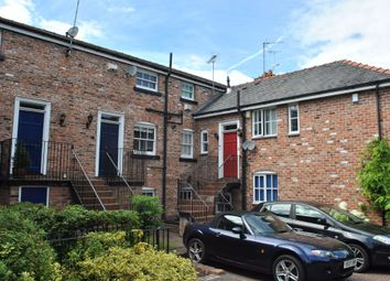 Thumbnail 2 bed terraced house to rent in Black Friars, Chester