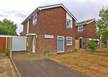 Thumbnail 3 bed detached house to rent in Springfield Way, Stubbington, Fareham