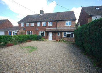 Thumbnail 5 bed semi-detached house for sale in Winslow Road, Wingrave, Buckinghamshire