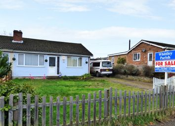 Thumbnail 3 bed semi-detached bungalow for sale in Church Road, Tasburgh, Norwich