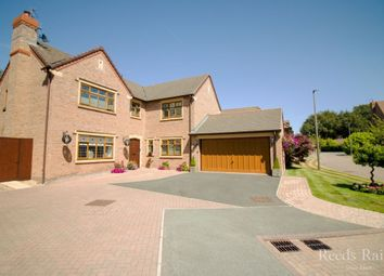 Thumbnail 4 bedroom detached house for sale in Barnwood, Little Sutton, Ellesmere Port