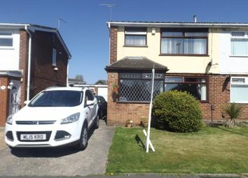 Thumbnail 3 bed property for sale in Radnor Drive, Widnes, Cheshire